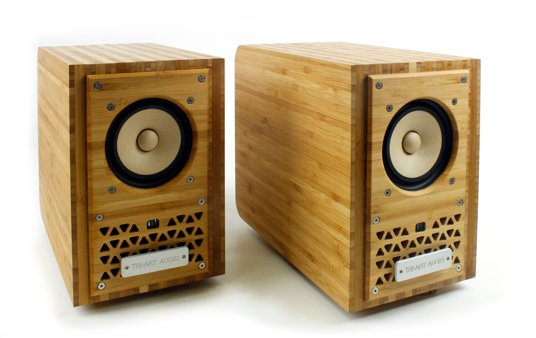 Tri-Art Audio Mini Monitor speakers